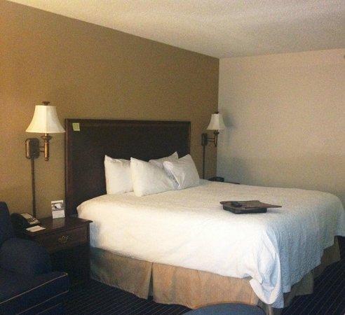 Hampton Inn Columbia-I-26 Harbison Boulevard: room