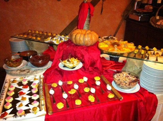 Boccione : il fantastico antipastone a buffet