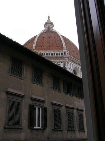 La Residenza del Proconsolo: Our View of Duomo