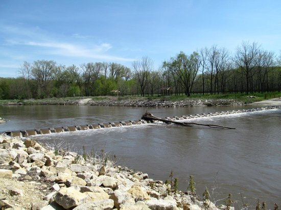 Pammel Park: Ford at Middle River