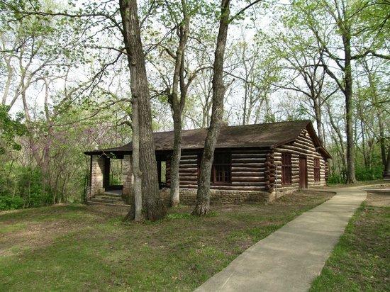 Pammel Park: Lodge