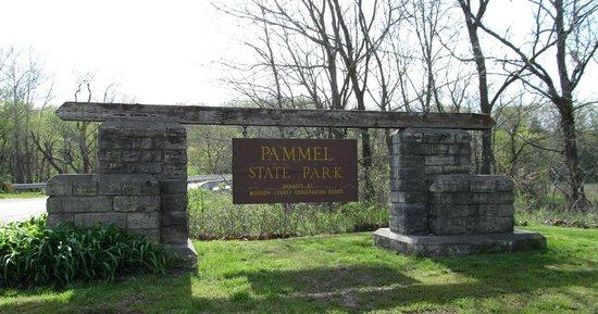 Nice Little Hideaway Pammel Park Winterset Traveller Reviews Tripadvisor