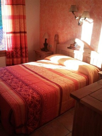 El mirador de riopar viejo: Dormitorio