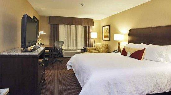 Hilton Garden Inn Clovis Hotel One King Bedroom