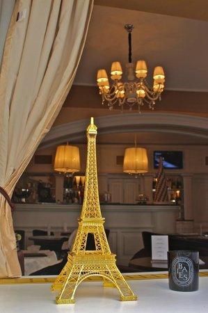 Cafe Parisienne: CP