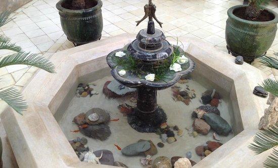 Riad Dar Oulhoum: Rez de chaussé