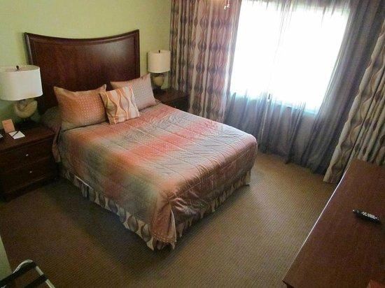 Away Inn: Habitación