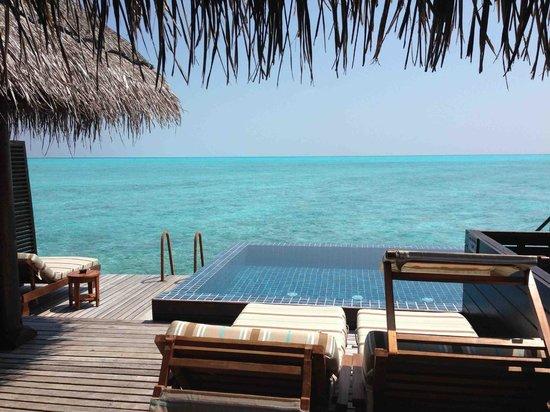 Taj Exotica Resort & Spa: Deluxe Lagoon Villa