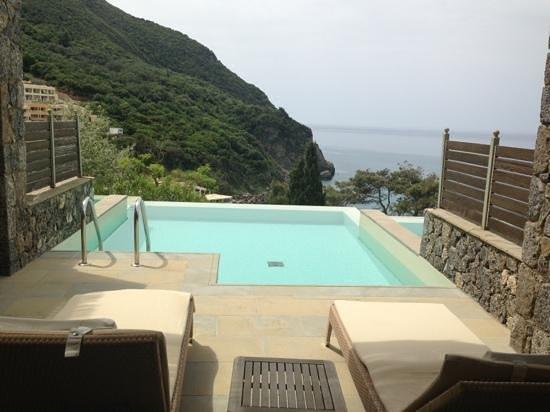SENSIMAR Grand Mediterraneo Resort & Spa by Atlantica: our pool room 457
