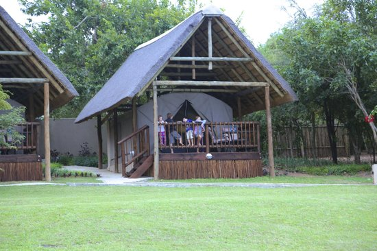 Sabie River Bush Lodge: Rooms