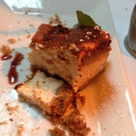 Lattanzi Ristorante: Ricotta cheesecake