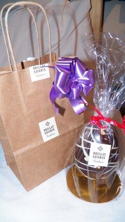 Brillat Savarin: Huevo de Pascua 2013
