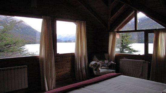 Aguas Arriba Lodge: Habitación Fitz Roy (1er Piso)