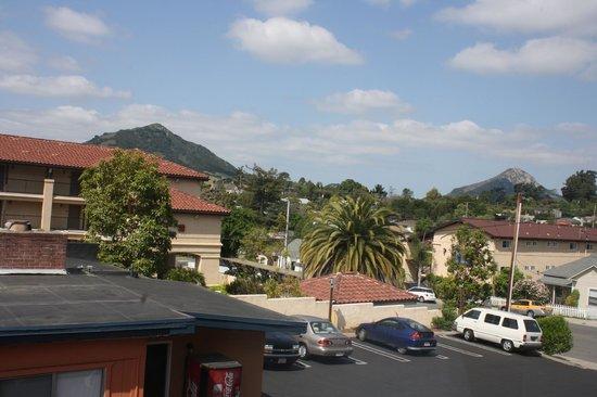 Sunbeam Motel: View from upstairs