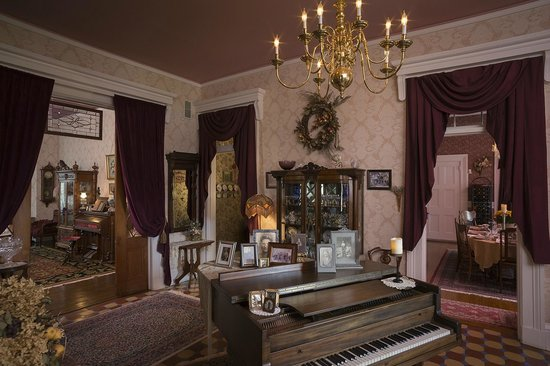 The Steamboat House: A beautiful welcome for guests