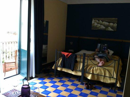 Ai Lumi: our apartment