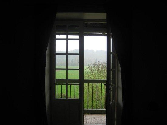 Cote-Serein - Chambres de la Tour Cachee : Room with a view.
