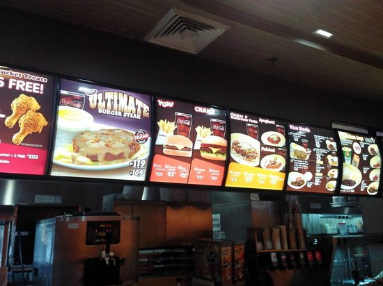 restaurant rating of jollibee Information for jollibee - panorama city - american restaurant - includes detailed  menu and map for this panorama city restaurant.