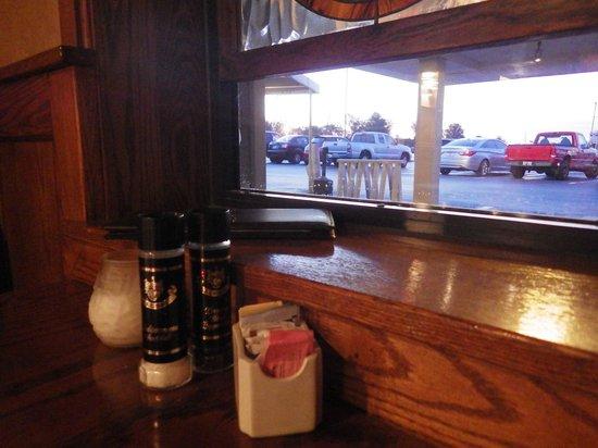 Crow's Nest Marina Restaurant & Tavern: The View