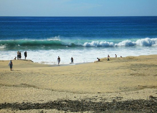 Osprey San Pedrito: walk off to San Pedrito Surf Break