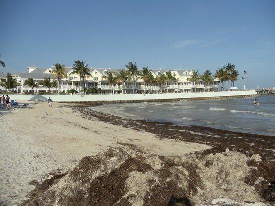 Best Western Key Ambassador Resort Inn: playa cercana