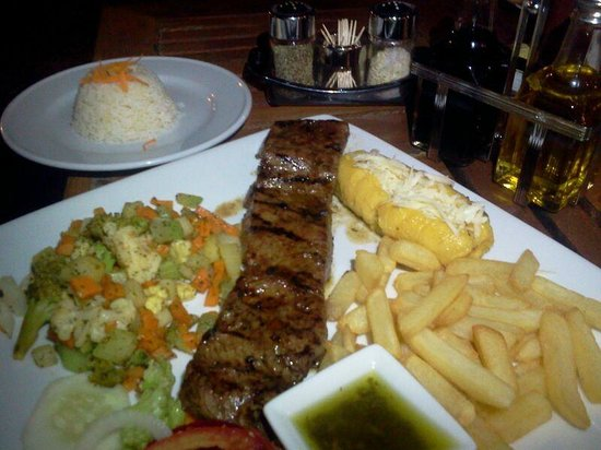 Asados El Corral : Amazing Churrasco