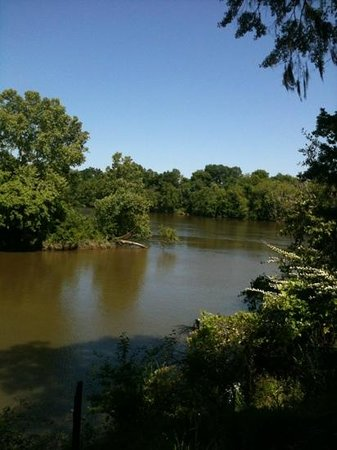 Old Cahawba Archaeological Park: Where the Cahaba and Alabama rivers meet.