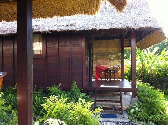 Bay Shore Huts: Vue exterieure de la hutte