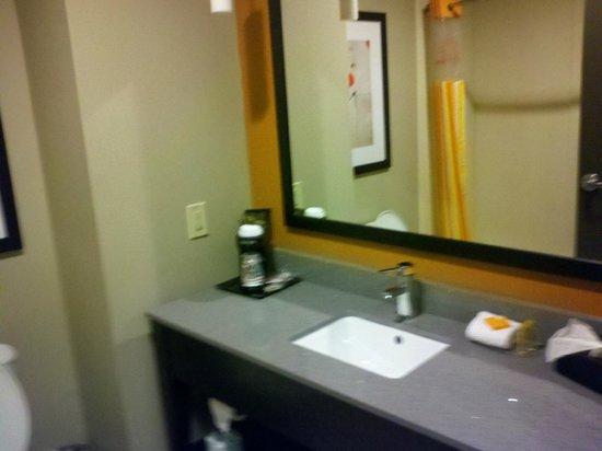 La Quinta Inn & Suites Harrisburg Hershey : Bathroom