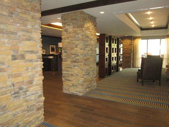 Hampton Inn Columbus/South-Fort Benning: lobby