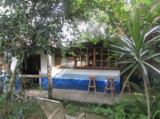 Hotel Los Suenos: la petite réception