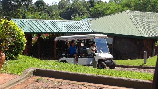 Iguazu Jungle Lodge: servicio