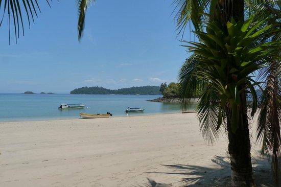 CABANAS LA COQUITA : Isla Coiba