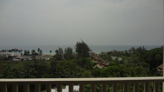 Movenpick Resort & Spa Karon Beach Phuket: Ocean view from the room