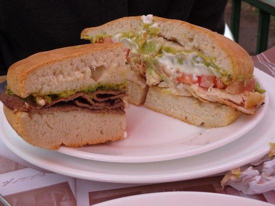 La flor de Chile: Fantastic Sandwiches