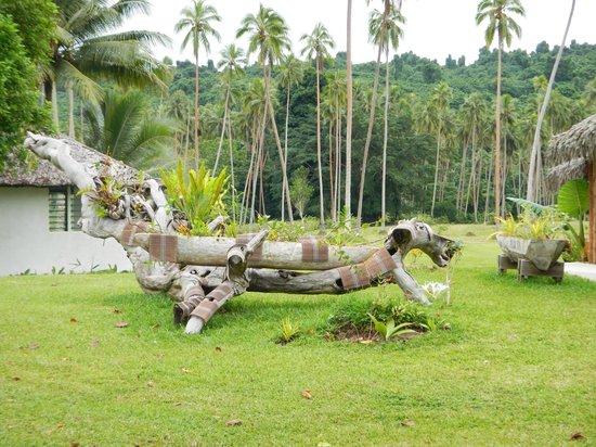 Velit Bay : Lovely grounds & gardens