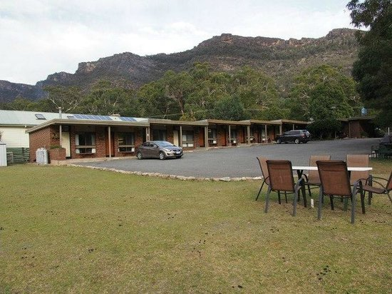 Halls Gap Motel : View of available rooms