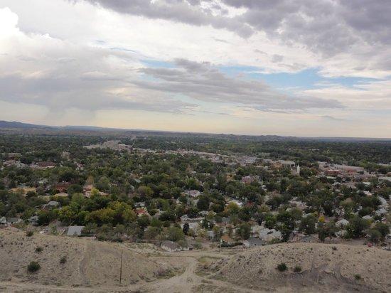Skyline Drive: Skyline view