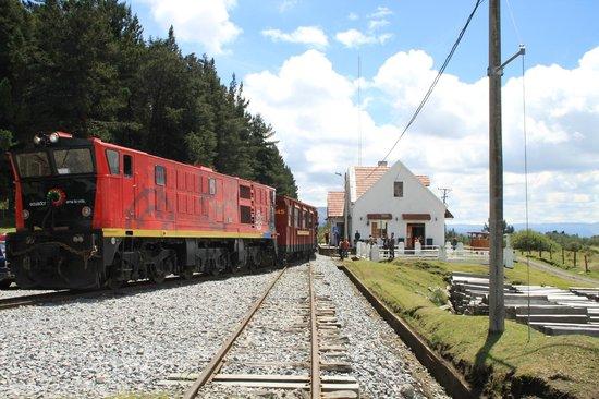 Nuna Boliche: La estacion de Tren en el Boliche