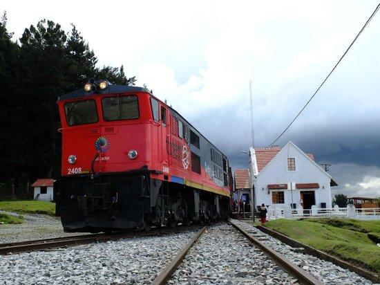 Visita el Nuna Boliche en Tren