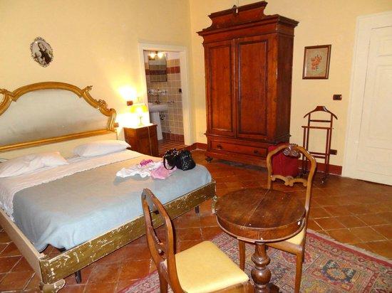 Villa dei Priori: Camera