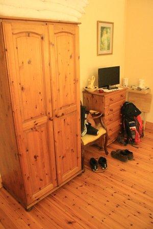 Carraig Liath House : Bedroom