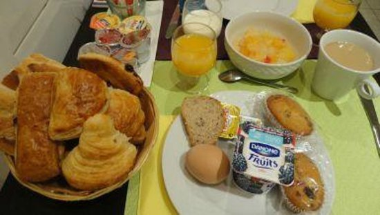 Plaza Opera Hotel : 朝食
