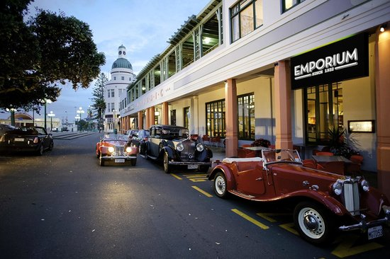 Photo of Art Deco Masonic Hotel Napier