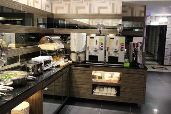 Rido Hotel Taipei : Breakfast Buffet