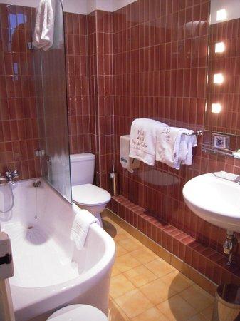 Hôtel Pas de Calais : 浴室