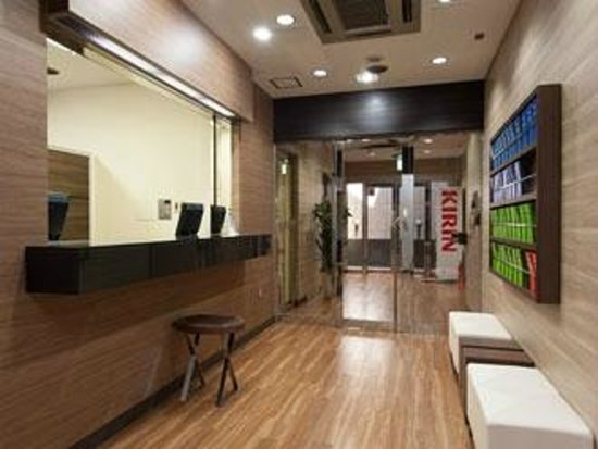FLEXSTAY INN Sugamo : front