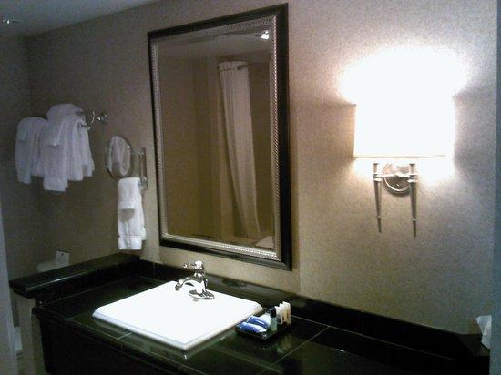 BEST WESTERN PREMIER Plaza Hotel & Conference Center : Bathroom