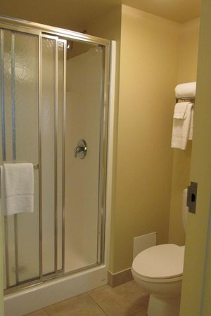 Country Inn & Suites By Carlson, Niagara Falls, ON: Our bathroom