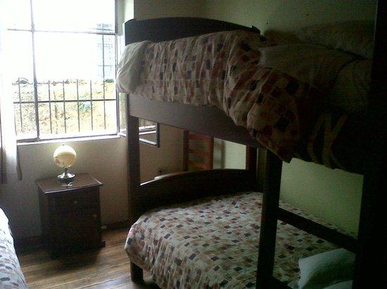 Posada Tambuca: habitacion